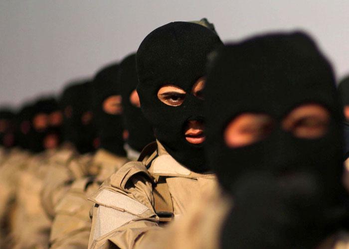 الحشد الشعبي يتنافس مع البيشمركة للظفر بالموصل قبل طرد داعش