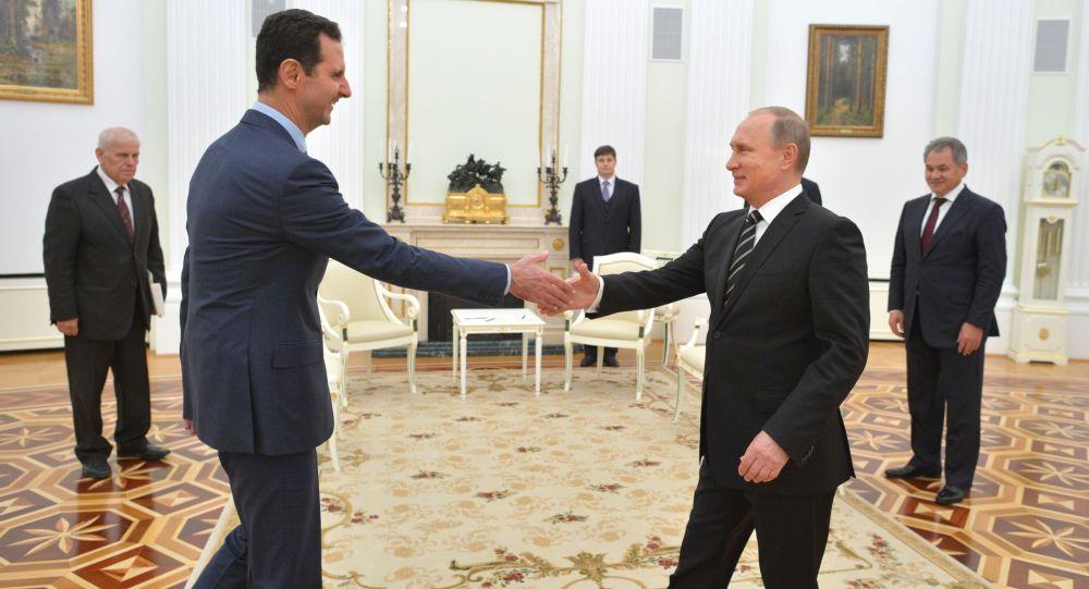 تمسك روسيا بالأسد يبعدها عن دول الخليج!