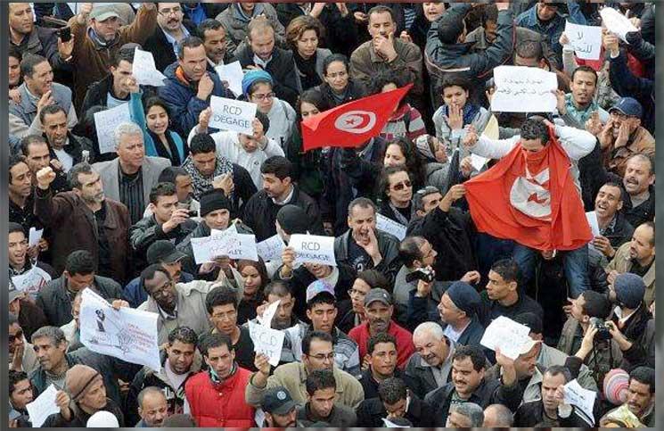 الربيع العربي ودور الشباب في مواجهة جمود النخبة