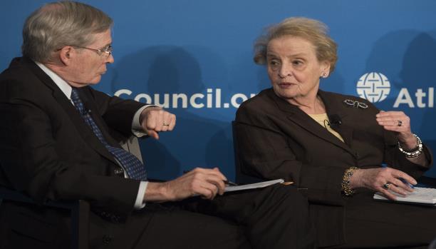 أولبرايت – هادلي…أي استراتيجية جديدة للشرق الأوسط؟