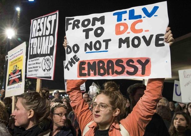 نقل السفارة الأمريكية للقدس.. وتداعياتها على النظام الدولي