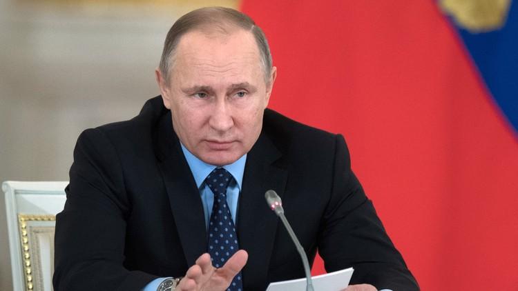 بوتين شخصيّة عامنا