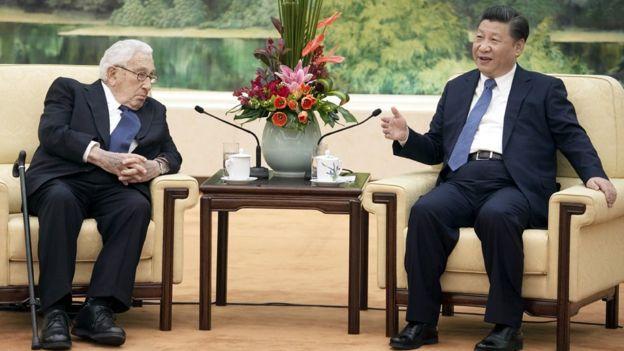 كيسنجر…البداية والتجديد في العلاقات الصينية الأميركية