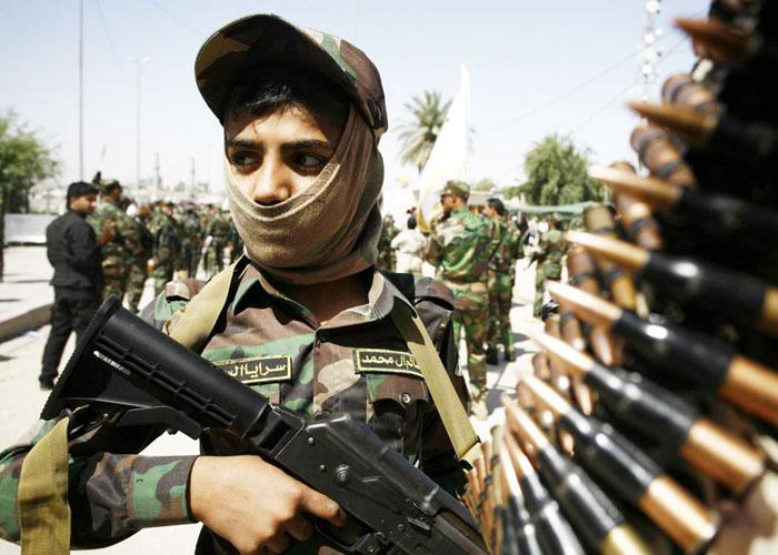 الميليشيات الشيعية تقتل العراقيين بأسلحة 16 دولة