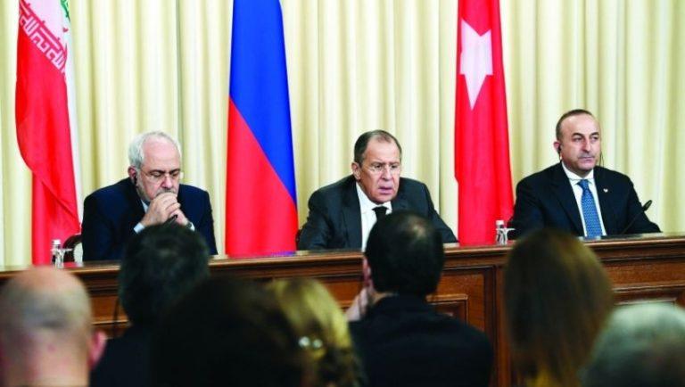الأزمة السورية والحل الروسي