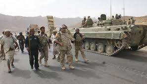 الجيش في أرض الحوثيين