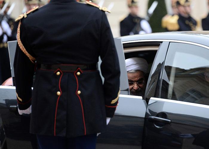 زيارة روحاني تعمق التغلغل الإيراني في الجزائر