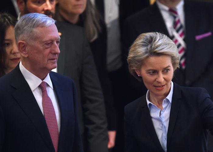 القادة الأوروبيون يصطفون خلف الناتو في مواجهة ترامب