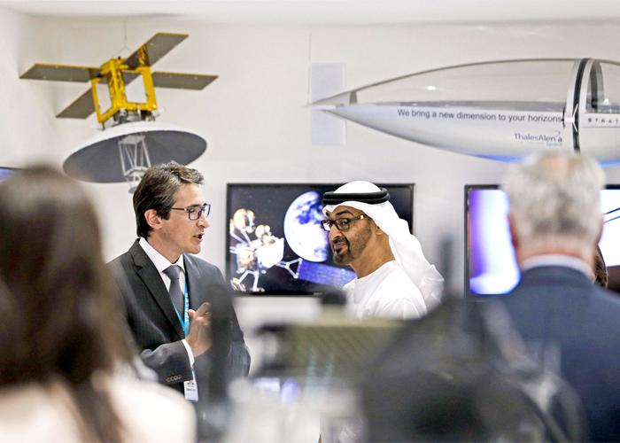 مؤتمر ومعرض أيدكس يجمع صناعة الدفاع العالمية في أبوظبي