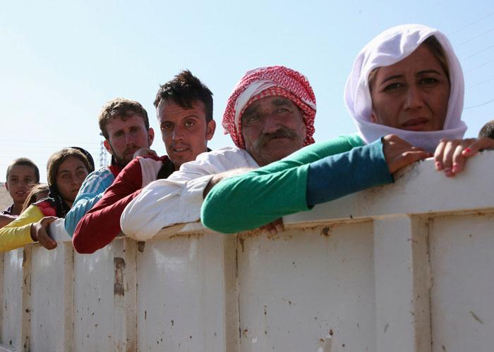كندا تفتح أبوابها للاجئين أيزيديين نجوا من تنظيم داعش