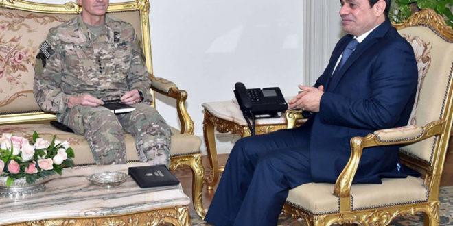 الغرب يصوب علاقته مع مصر بعد سنوات من الفتور