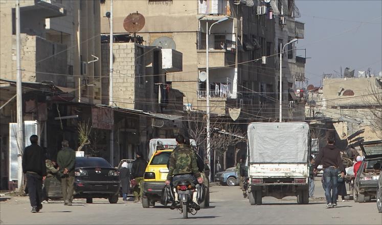 النظام السوري يصعد حملته لفرض التهجير