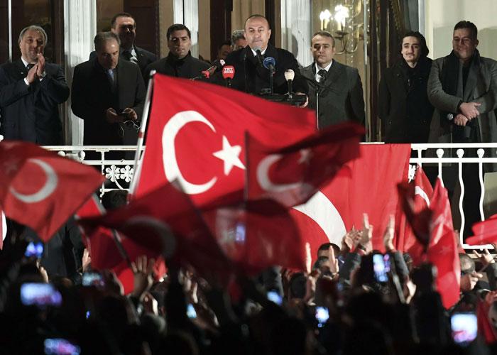 تزايد عمليات التجسس التركية في ألمانيا