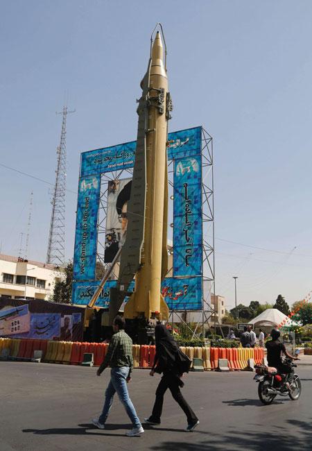 الاتفاق النووي يمنح الحرس الثوري مساحة أكبر لتخريب المنطقة
