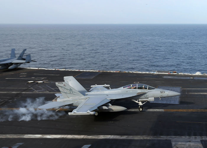 واشنطن تصعد ضد داعش بالتزامن مع مؤتمر حوله