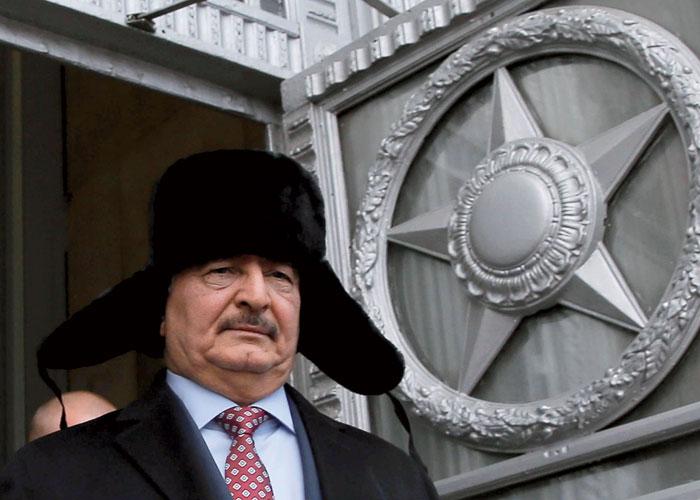 واشنطن وموسكو تنقلان صراع المواقع إلى ليبيا