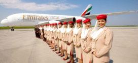 طيران الإمارات تصل الدار البيضاء بطائرة أي 380