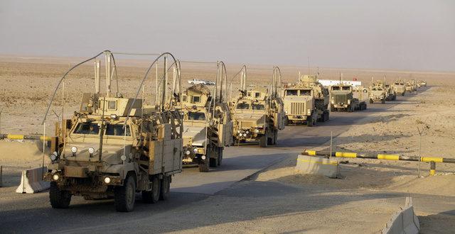 ترمب: خطأ انسحابنا من العراق