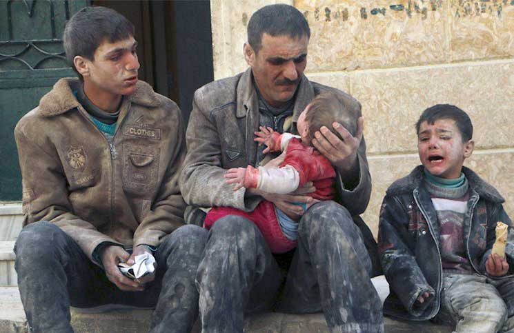 الثورة السورية: إذا الموءودة سئلت!