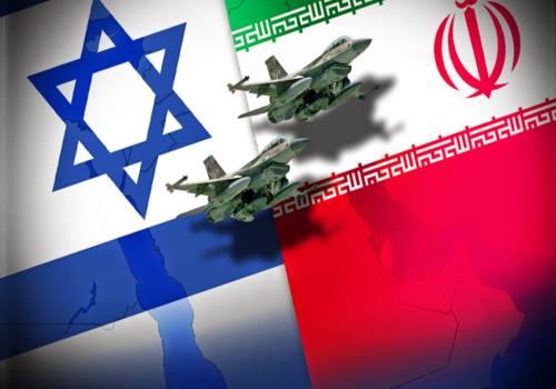 صراع إيران وإسرائيل في سوريا