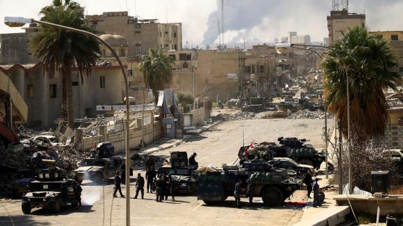 قتلى مدنيون بالموصل ومعارك شرسة بالمدينة القديمة