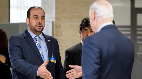 روسيا تضغط على نظام الأسد لبحث الانتقال السياسي