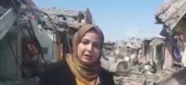 منع رئيسة قضاء الموصل من دخول غرب المدينة