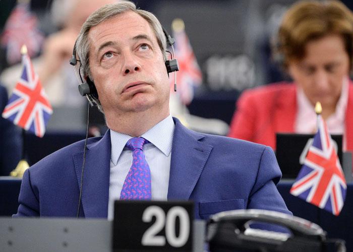 برلمان أوروبا يقر قواعد البريكست