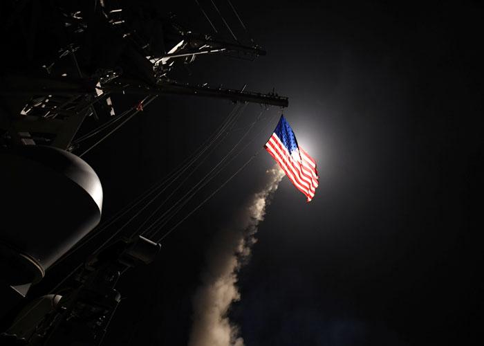 الضربة العسكرية الأميركية تخلط أوراق اللعبة في سوريا