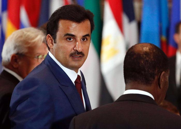 أمير قطر يزور إثيوبيا ضمن صراع 'المكايدات' مع مصر