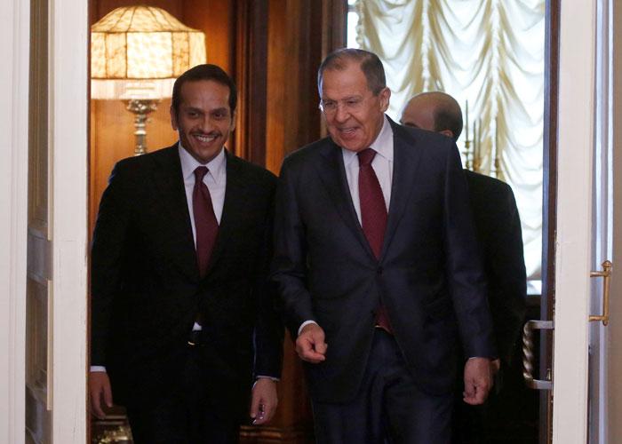 الضغط على المعارضة ورقة قطر للتأثير في الملف السوري