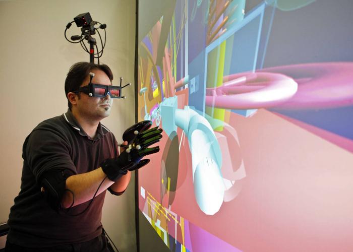 تكنولوجيا الواقع الافتراضي تزيل حدود صناعة الترفيه