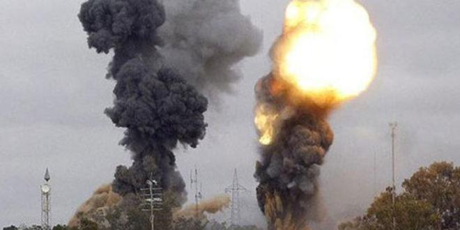 قتلى في قصف جوي لسجن بسبها جنوب ليبيا