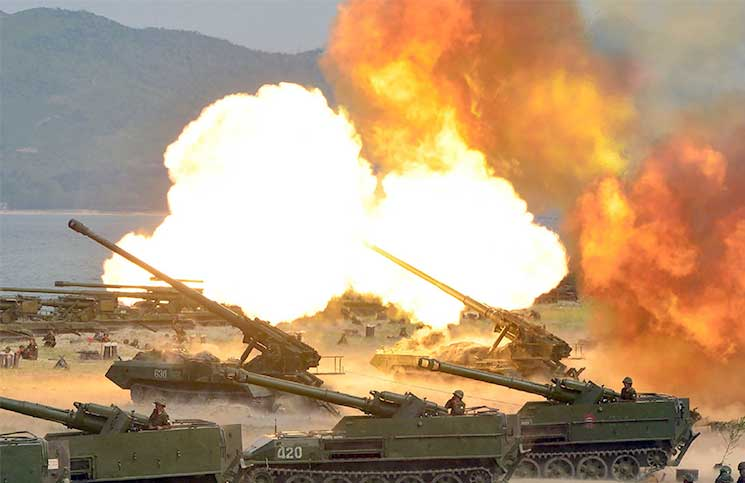 هل سنشهد حرباً نووية في كوريا؟