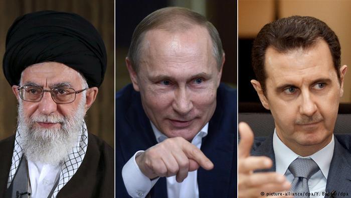 «تأديب» الأسد حين يقود إلى «تأديب» بوتين والإيرانيين