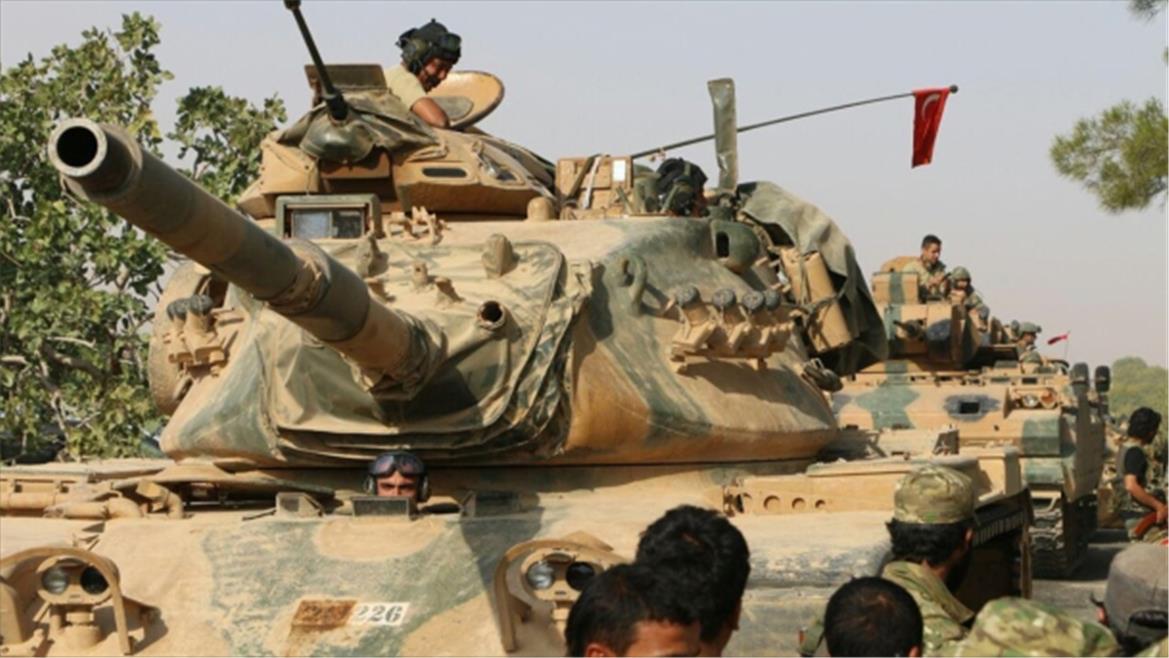 الصراع على الرقة: خيارات تركيا الاستراتيجية