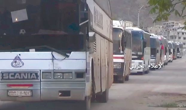 تهجير طائفي في سورية … برعاية دولية وإقليمية