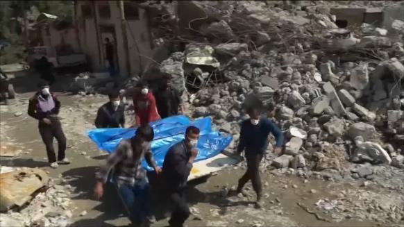 مجزرة جديدة غربي الموصل وسط معارك عنيفة