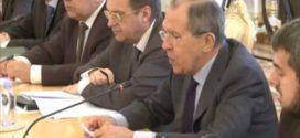 لافروف يعرض على واشنطن التعاون في سوريا