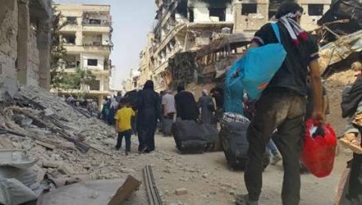 سورية.. من التحرير الشعبي إلى التهجير الطائفي