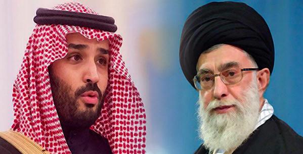 محمد بن سلمان وإيران