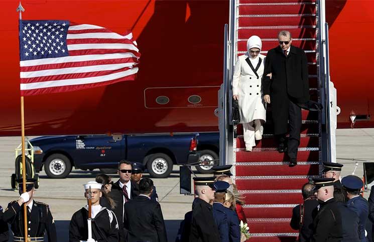 منبج وعملية الرقة وتسليم غولن… ملفات حاسمة في لقاء أردوغان «التاريخي» مع ترامب؟