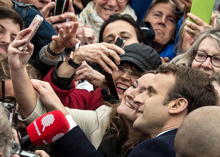 الفرنسيون ينقذون أوروبا بانتخاب ماكرون رئيسا
