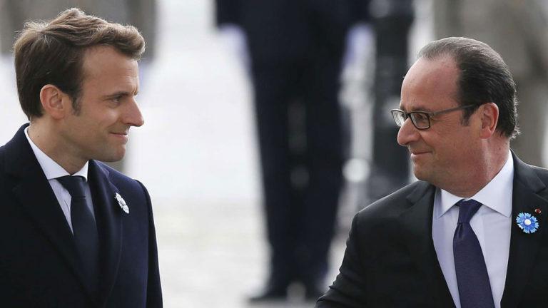 ماكرون رئيسا: فرنسا تعيد تصويب التاريخ!