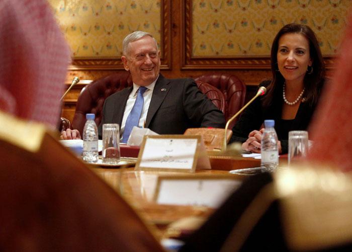 واشنطن تدعم القدرات العسكرية السعودية لإحداث التوازن مع إيران