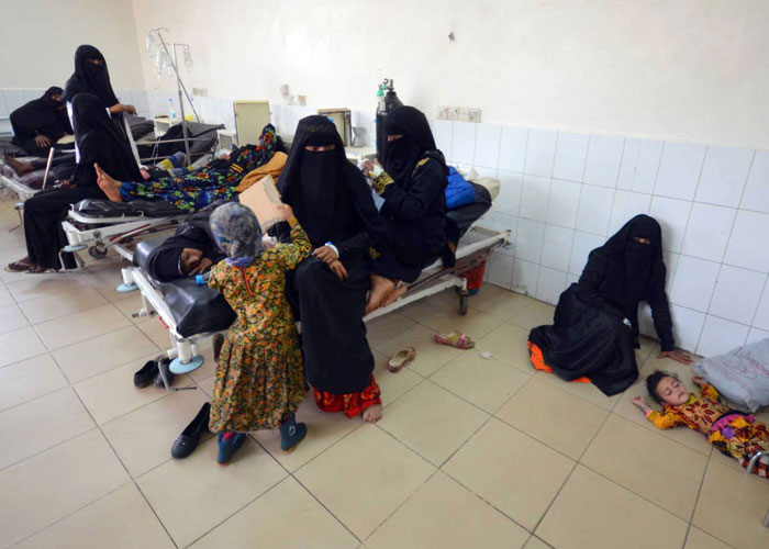 الكوليرا تحصد المزيد من أرواح اليمنيين