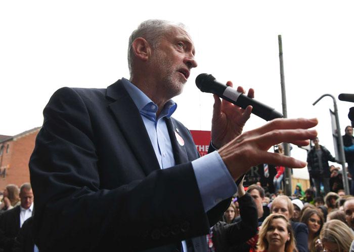 العمال البريطاني يتعهد بتغييرات جذرية