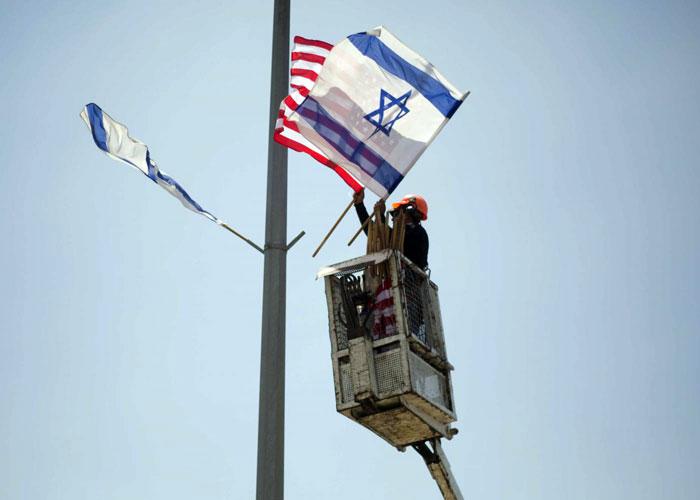 الخلافات تسابق الرئيس الأميركي إلى إسرائيل