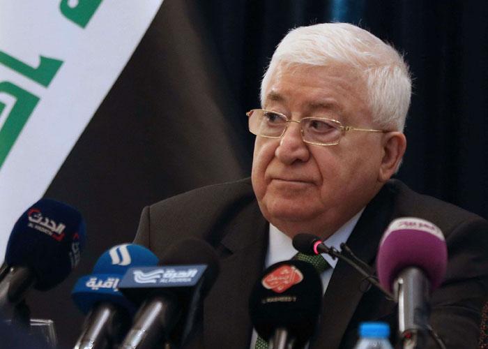 معصوم: الشعب العراقي موحد بجميع أطيافه ضد داعش