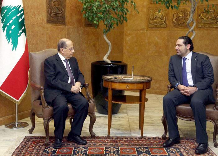 الحريري يضبط في الرياض توازنات المعادلة السياسية اللبنانية